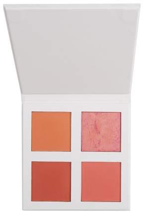 Румяна Revolution PRO 4K Blush Palette Peach 16 г