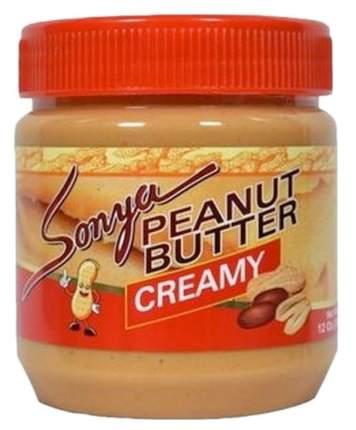 Арахисовая паста мягкая Sonya peanut butter creamy 510 г