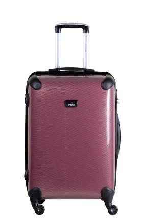 Чемодан L'Case Paris красный жемчуг XL