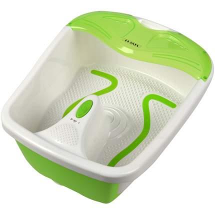 Массажная ванночка для ног Planta MFS-100G Home Spa white/green