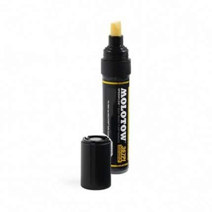 Перманентный маркер Molotow 367PI Masterpiese Speedflow 4-8мм черный; коричневый