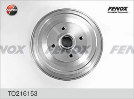Тормозной барабан FENOX TO216153