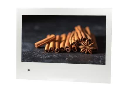Встраиваемый телевизор для кухни AVEL AVS240K White