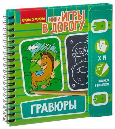 Настольная игра Bondibon Гравюры ВВ2514