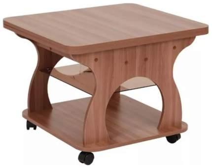 Журнальный столик Mebelson Купер MBS_CZ-009_4 60/120х70х51,6 см, ясень шимо тёмный