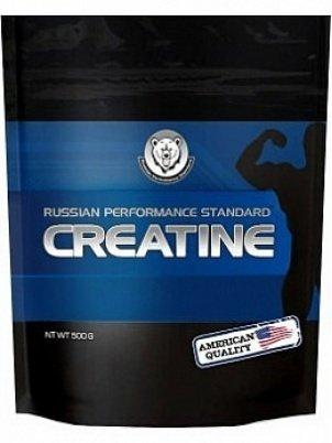Креатин RPS Nutrition Creatine, 500 г, без вкуса