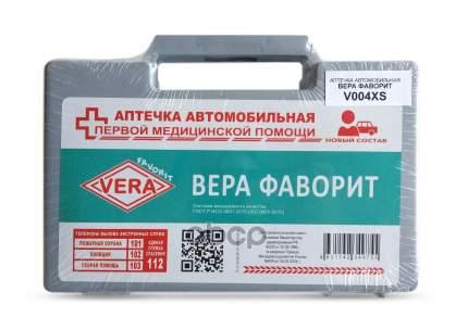 Аптечка автомобильная VERA V004XS
