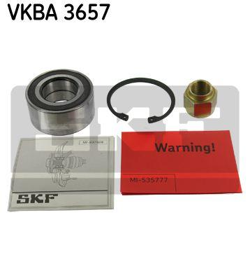 Комплект подшипника ступицы колеса SKF VKBA 3657