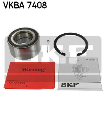 Комплект подшипника ступицы колеса SKF VKBA 7408