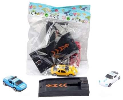 Игровой набор Машинка и трек со стартовым запуском Shenzhen Toys
