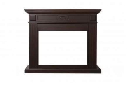 Деревянный портал для камина Electrolux Bianco 30 Темный дуб