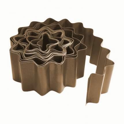 Декоративное ограждение Дачная мозаика 9х90 13064 коричневый