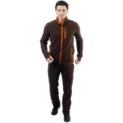 Спортивный костюм Triton Рич, коричневый, 112-116 RU