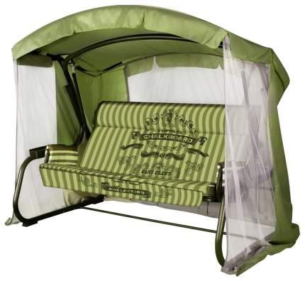 Садовые качели Hoff Винтаж Премиум 80309985 Зеленый