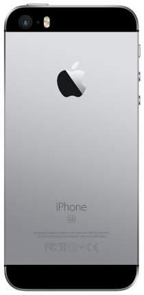 Смартфон Apple iPhone SE 16GB Space Grey (MLLN2RU/A)