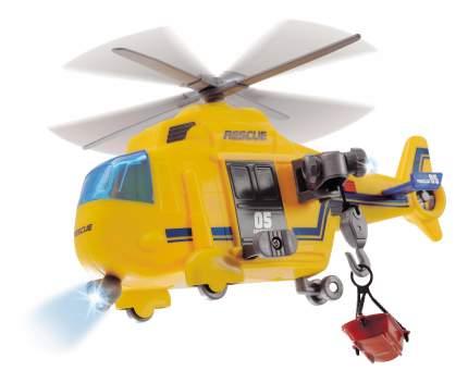 Спасательный Вертолет Dickie со светом и звуком, 18 см