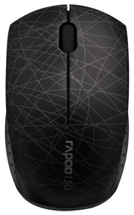 Беспроводная мышка Rapoo 3300p Black