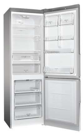 Холодильник Hotpoint-Ariston HF 4181 X Grey