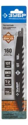 Полотно по газобетону для сабельных пил Зубр 159770-13
