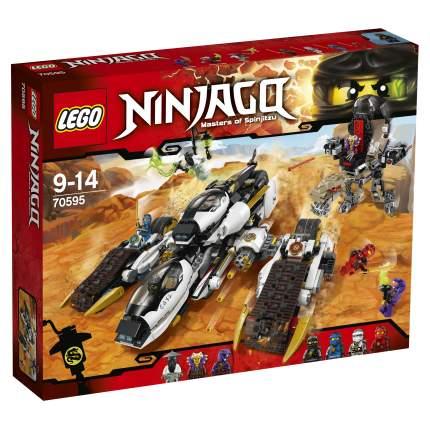 Конструктор LEGO Ninjago Внедорожник с суперсистемой маскировки (70595)