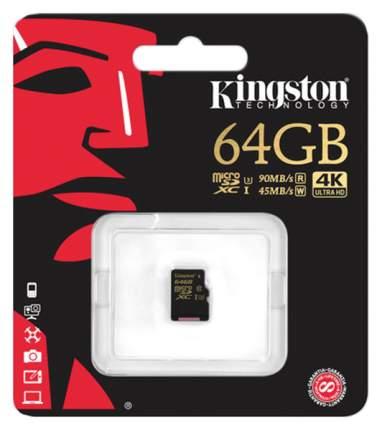Карта памяти Kingston SDCG 64GB