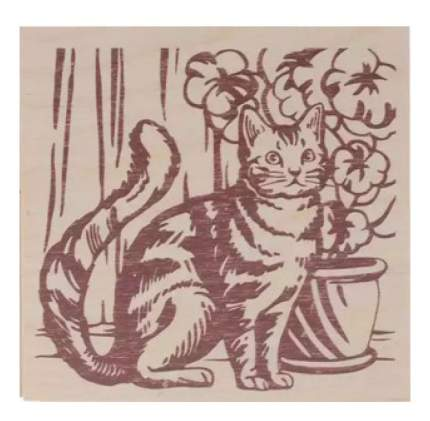 Прибор для выжигания Фантазер Прибор для выжигания Любимая кошка 367059