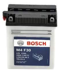 Аккумулятор автомобильный BOSCH Funstart FreshPack 0 092 M4F 300 12 Ач