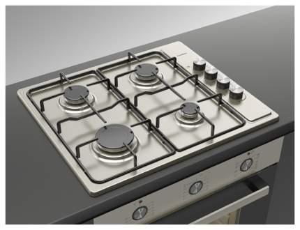 Встраиваемая варочная панель газовая Darina 1T1 BGМ 341 11 Х Silver