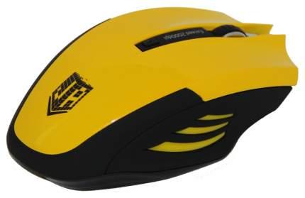 Беспроводная мышь Jet.A Comfort OM-U54G Yellow/Black
