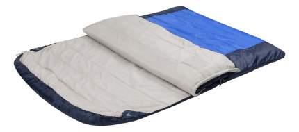 Спальный мешок Trek Planet Safari Double синий, двусторонний