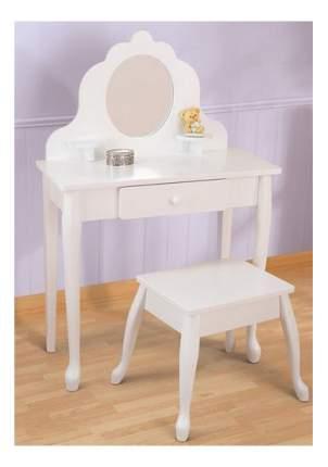 Туалетный столик KidKraft Модница белый