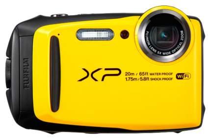 Фотоаппарат цифровой компактный Fujifilm FINEPIX XP120 Yellow