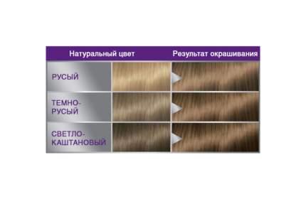 Краска для волос Schwarzkopf Perfect Mousse 700 Темно-русый