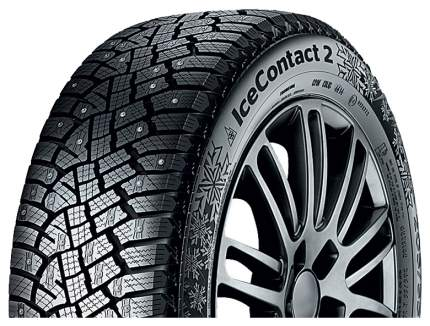 Шины Continental IceContact 2 265/50 R19 KD 110T XL FR SUV