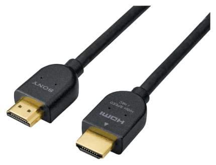 Кабель Sony HDMI - HDMI 1м Black (DLC-HE10C)