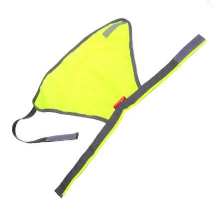 Жилет для собак OSSO Fashion размер 3XL унисекс, желтый, длина спины 29 см