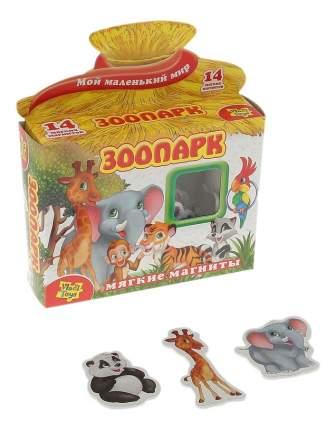 Магнитная игра Vladi Toys Зоопарк