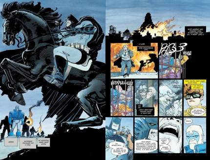 Графический роман Бэтмен, Возвращение Тёмного Рыцаря