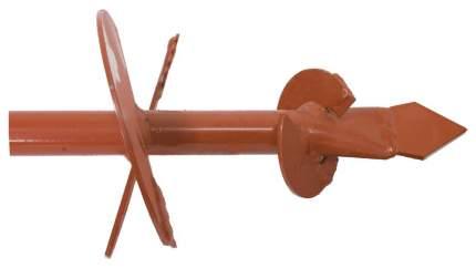 Шнек для грунта к мотобуру Калибр НШУ-150/ЗЕМ 52392