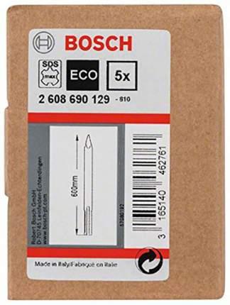 Зубило SDS-MAX для перфораторов Bosch 600 2608690129