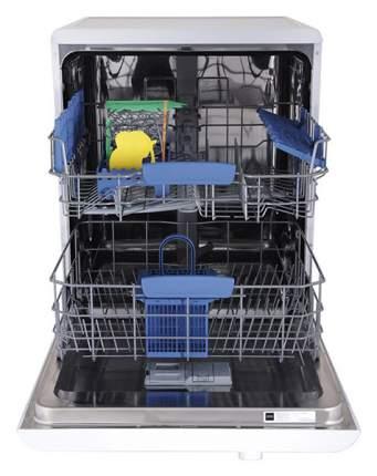 Посудомоечная машина 60 см Indesit DFP 27B+96Z white