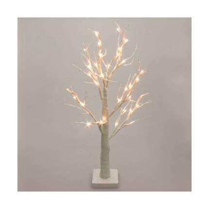 Световое дерево Star trading Battery tree Белое 50 см