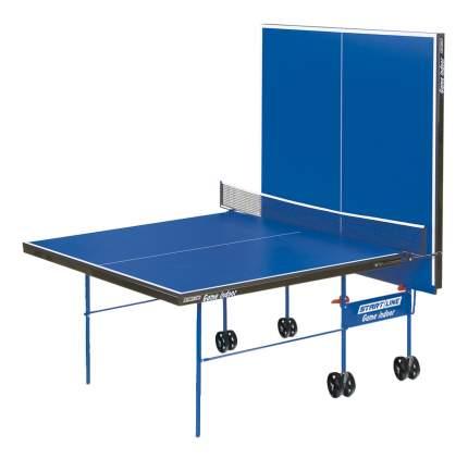 Теннисный стол Start Line Game Indoor 6031 синий, с сеткой