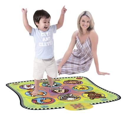 Танцевальный коврик Знаток Танцующий зоопарк