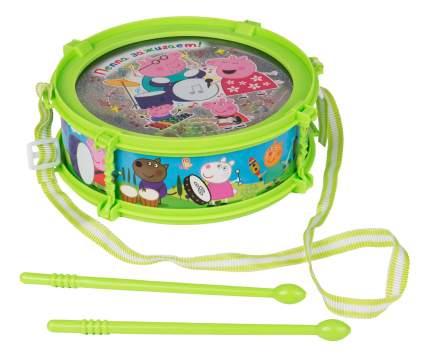 Интерактивная игрушка Барабан Пеппы Росмэн 30568