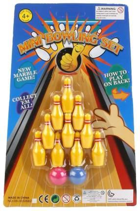 Семейная настольная игра Shantou Gepai Минибоулинг 08-3032682