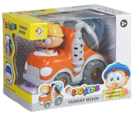Машинка пластиковая Gratwest Бетономешалка Дорожная техника Б28200