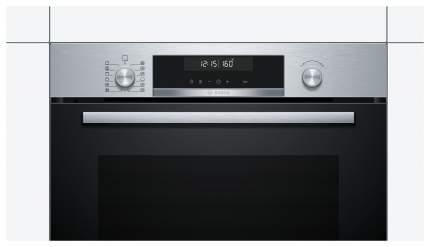 Встраиваемый электрический духовой шкаф Bosch HBG578BS0R Silver
