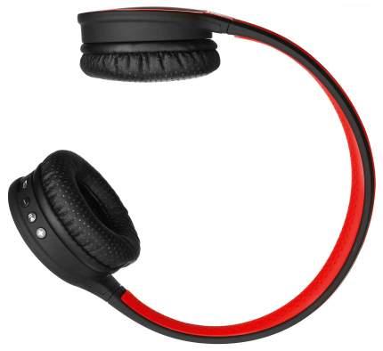 Беспроводные наушники Qumo Accord 3 Red/Black