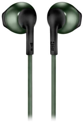 Беспроводные наушники JBL T205BT Green